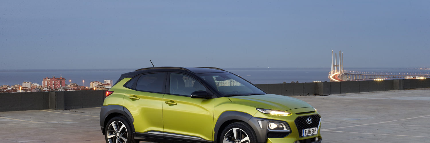 All New Hyundai KONA