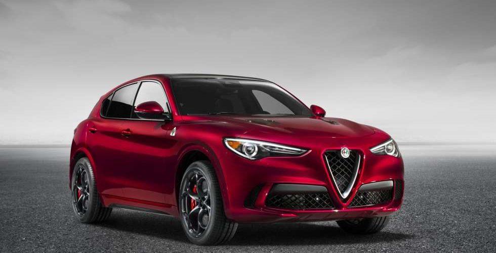 Stelvio – Der atemberaubende SUV von Alfa Romeo