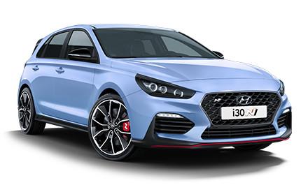 Erstes Hyundai  Hochleistungs-Modell mit «N Concept»