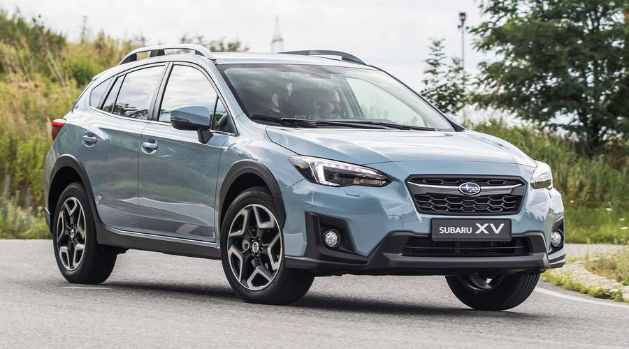 Der neue Subaru XV 4×4 als Kompakt-SUV