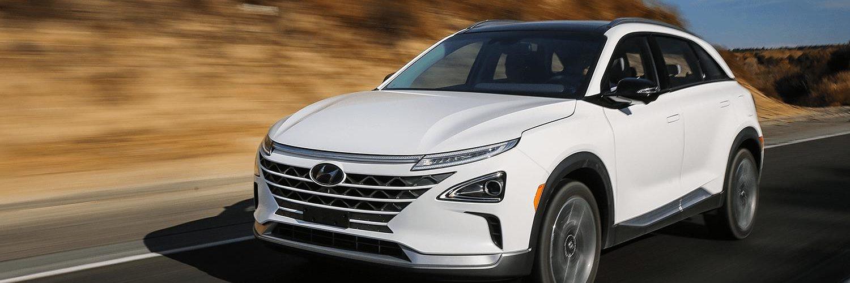 Nexo – Wasserstoff Hyundai