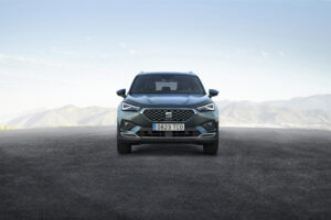 Frontansicht SEAT Tarraco von Garage Windlin AG