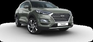 Hyundai Tucson Aussenansicht