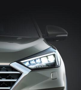 Tucson Bi-LED Scheinwerfer