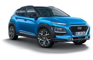 Hyundai KONA hybrid freigestellt