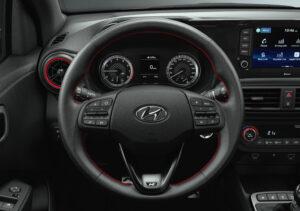 Hyundai i10 N Line Cockpit Fahrerseite