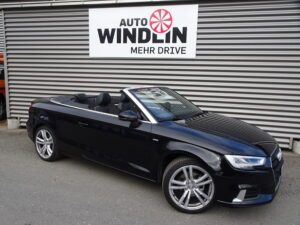 Audi A3 Cabriolet 1.5 TFSI Sport S-tronic