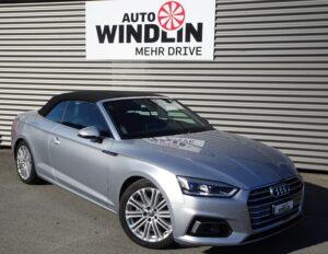 Occassion Audi A5 Cabriolet bei Auto Arena in Kriens / Luzern für CHF 45'700.--