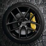 Alfa Romeo Stelvio MY20 20 Zoll Felge mit gelben Bremssättel