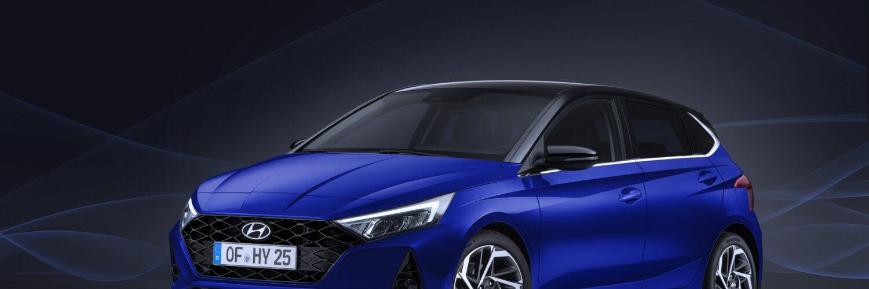 Erste Bilder des All new Hyundai i20