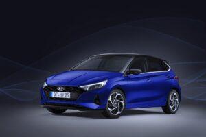 Hyundai i20 Modelljahr 2020