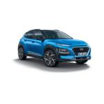 Hyundai KONA hybrid bei der Auto Windlin Gruppe