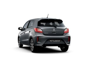 Mitsubishi Space Star MY20 Heckansicht