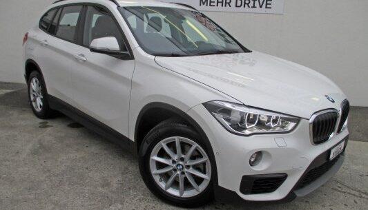 BMW X1 mieten