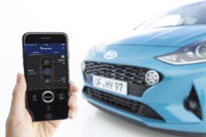 blueLink von Hyundai Telematikdienst