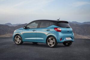 All new Hyundai i10 Ansicht Fahrerseite