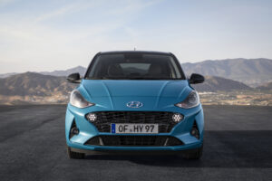 Frontansicht all new Hyundai i10