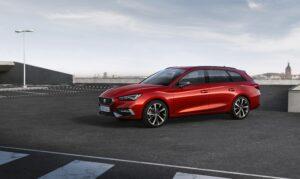 New SEAT Leon Sportstourer (Kombi) bei J. Windlin AG und Nidfeld-Garage AG