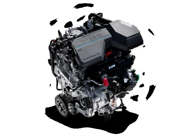 New Hyundai Santa Fe Auto Windlin 1.6 T-GDi Plug-IN Hybrid Getriebe Abbild