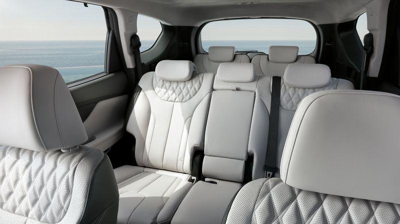 New Hyundai Santa Fe Auto Windlin Komfort Sitzreihen