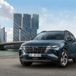 All new Hyundai Tucscon Frontansicht Auto Windlin Gruppe
