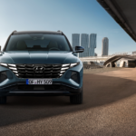 Frontansicht all new Hyundai Tucson Auto Windlin Gruppe