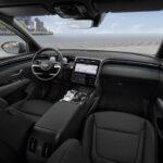 Aufnahme Interior Cockpit des all New Hyundai Tucson bei der Auto Windlin Gruppe