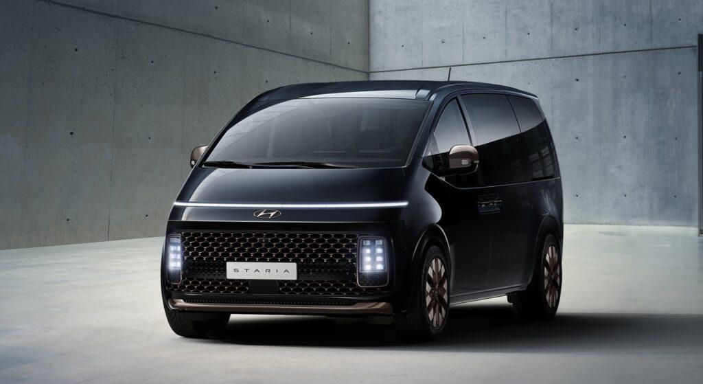 Van Hyundai STARIA MPV 2021 Auto Windlin Kriens Kerns