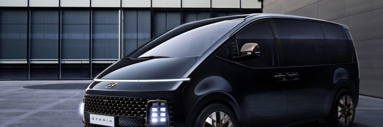 All New Hyundai STARIA