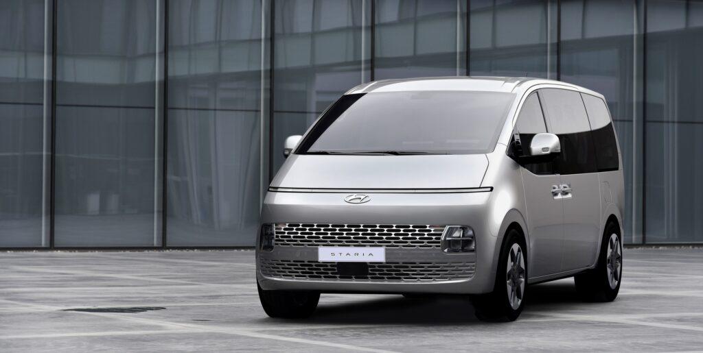 Hyundai STARIA MPV 2021 Auto Windlin Kriens Kerns
